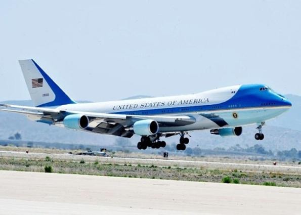 曝美總統末日客機 可飛行34.5小時