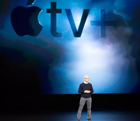 Apple TV+服务将在印度推出 抢占市场一个月10元钱