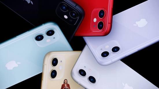 iPhone 11正正在华预卖尾周终遭疯抢 出5G让人担心