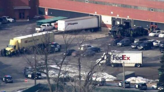 美國伊利諾伊州發生槍擊案 槍手已經被警方拘捕