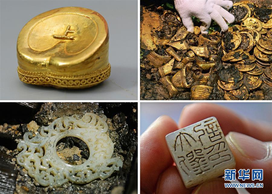 考古工作更好地服务社会 海昏遗址看文化