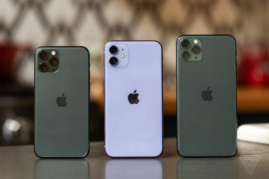 市场需求上升 苹果将iPhone 11产量上调10% 股价上涨6.19美元