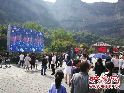 国庆假期河南接待游客达6632万人次 旅游收入502亿元