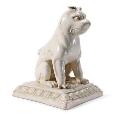 """2100万港元的网红""""小白狮子"""""""