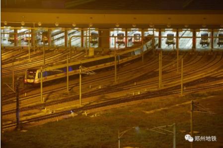 本周日,郑州地铁提前至5:00运营
