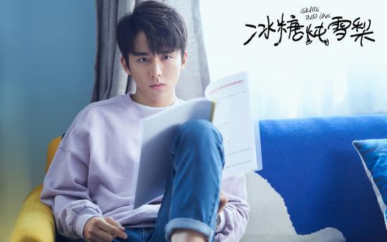 《冰糖炖雪梨》宣传曲MV发布 吴倩张新成以真心传递奥运精神