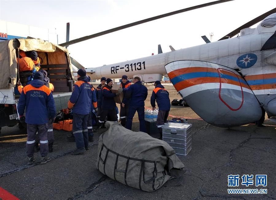 俄罗斯一水坝垮塌致至少6人死亡 10人下落不明