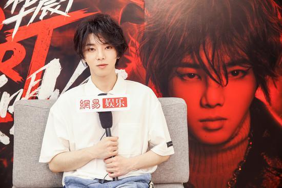 自由生长华晨宇:我不是天才 我只是努力得比别人早