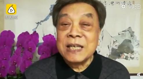 趙忠祥否認收費合影:假的 這個錢沒進我的腰包