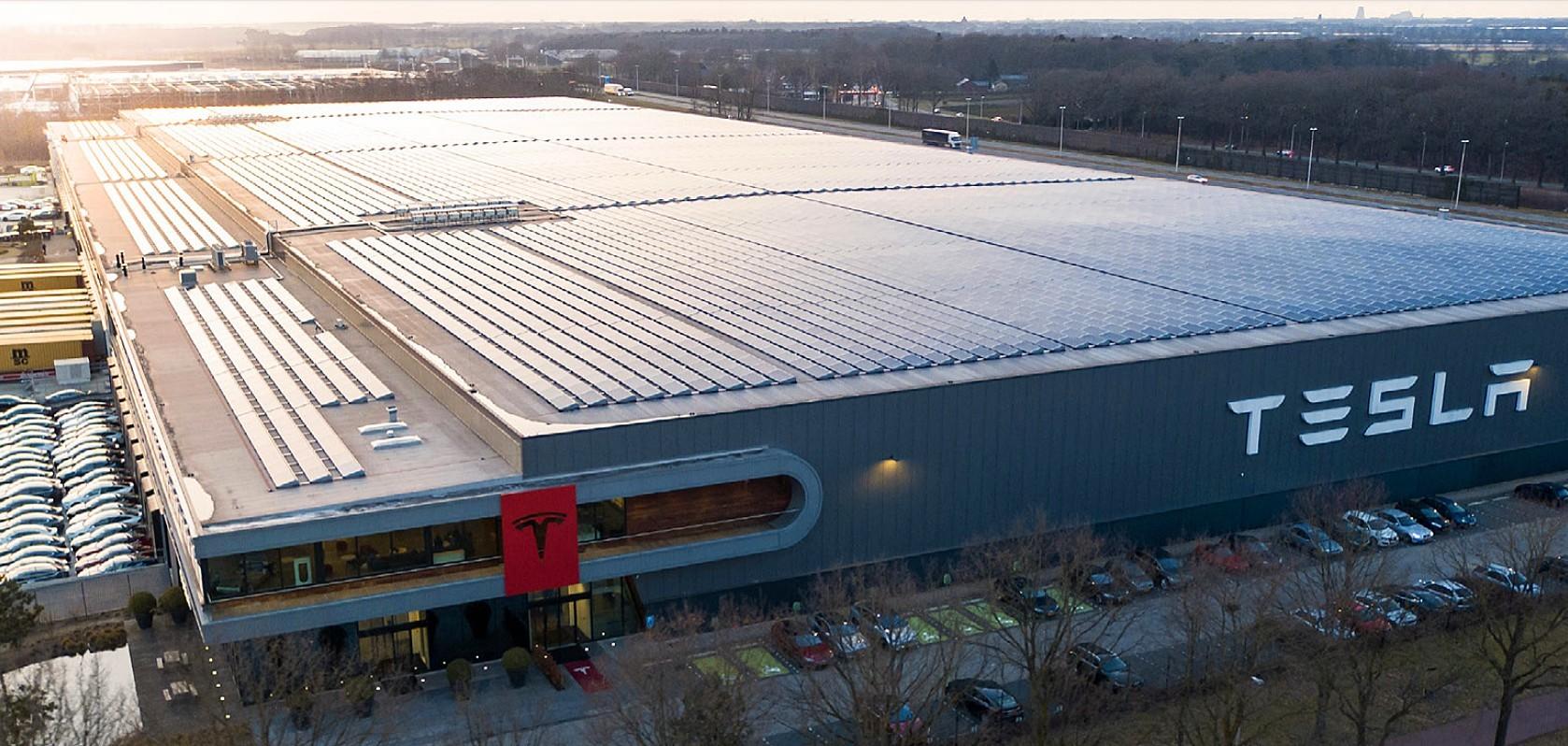 特斯拉歐洲4號超級工廠擬2021年投產 制造Model 3/Y