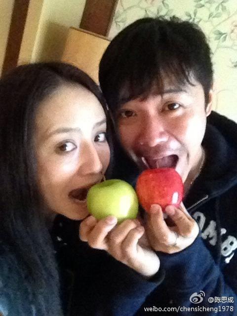 佟麗婭方否認與陳思誠離婚