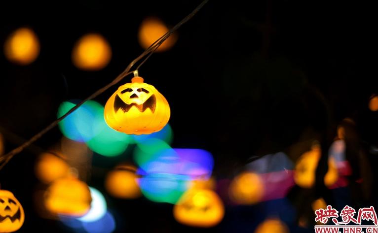 万圣节将至 感受异域的狂欢