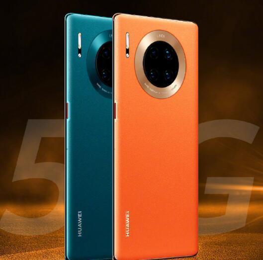 厲害了!華為商城:Mate 30系列5G手機每分鐘銷售額1億元