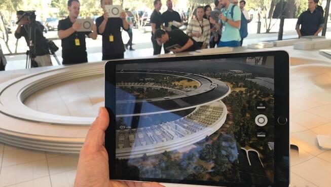 苹果与Valve合作研发AR头盔 预计