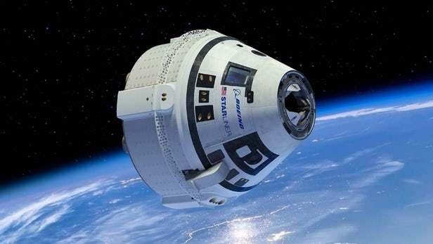 波音载人飞船发射测试总体成功 只有一个降落伞并未打开