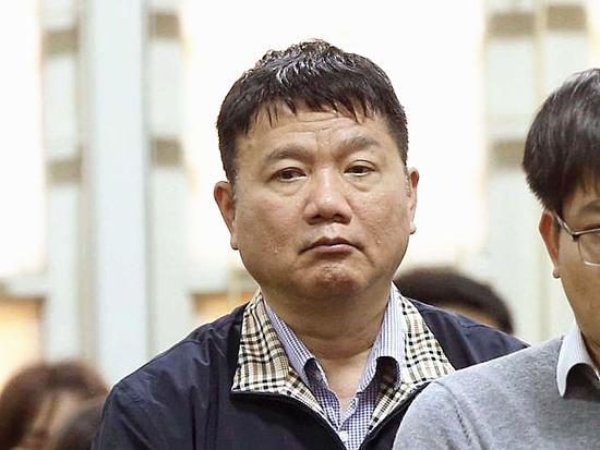越南大老虎丁罗升再获刑 被判处18拒不认罪