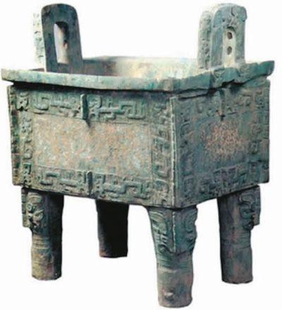 一代代传承的文化精神:在故宫见证青铜器