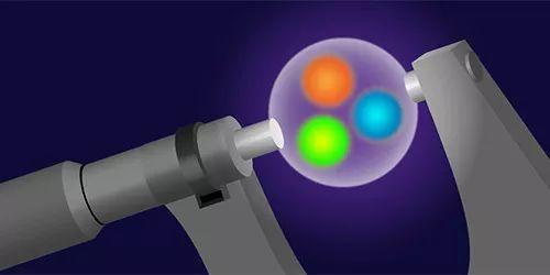 """精准测量表明质子又""""瘦了""""!""""质子半径""""精度仍待进一步提高"""
