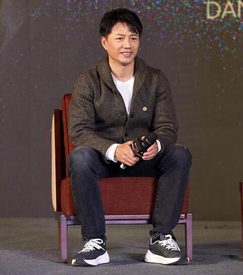 段奕宏创作讲堂谈表演:传承演员本职 我还是一颗种子