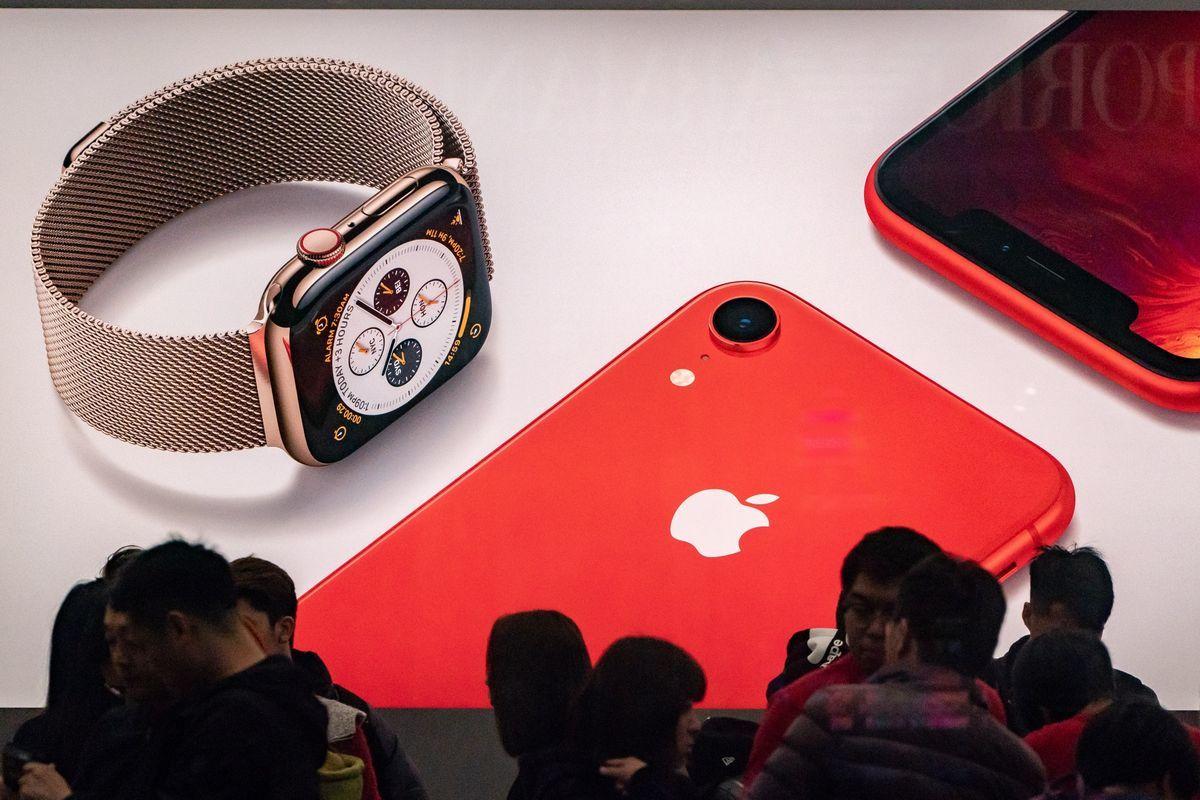 蘋果iPhone在華流行 隱憂:賺錢的服務業務沒落地