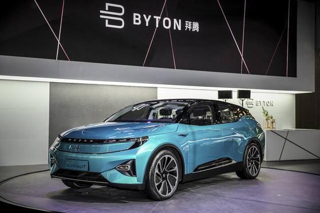 拜腾获加州经销商许可 为在美国推出电动SUV拜腾M-Byte铺平道路