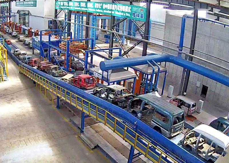 格林美:回收电动车 从旧电池提取镍和钴
