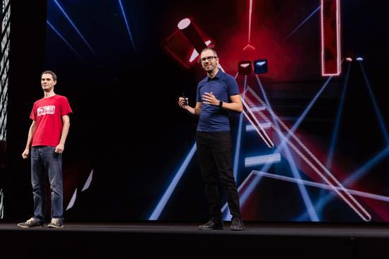 Facebook宣布收购VR音乐游戏开发商 金额未知
