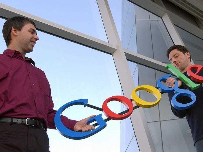 盘点谷歌两创始人:人生赢家 飞机