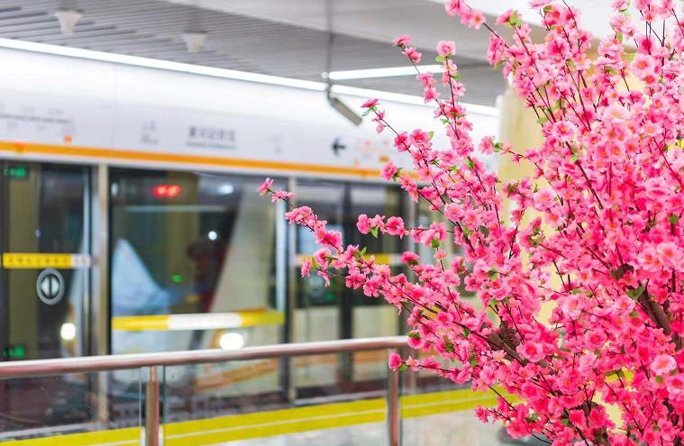 """郑州北区""""喜提""""地铁:2号线北延"""