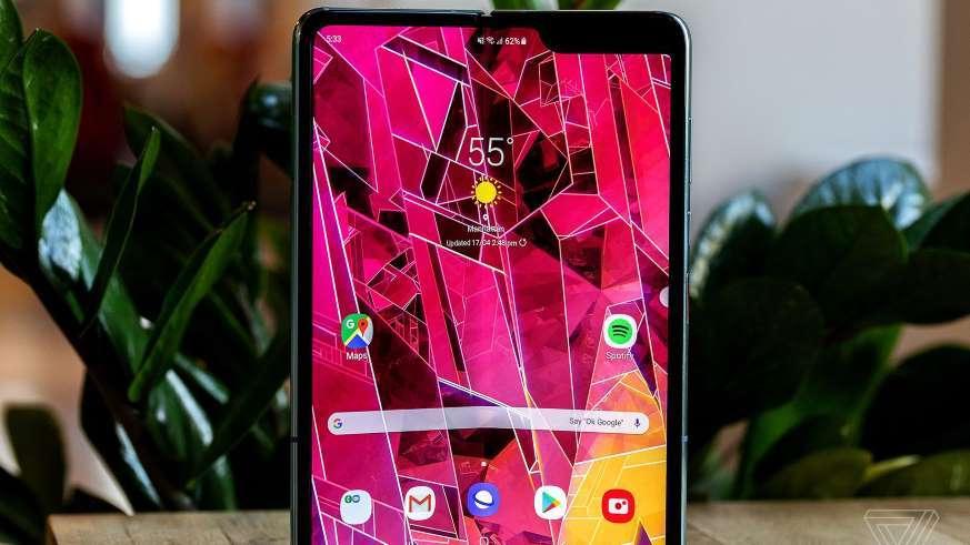 三星:目前Galaxy折叠手机销量为40-50万部 之前的数据是错误的