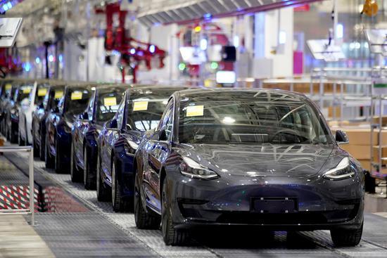 快攻中国市场 特斯拉的中国生存之道:日销千辆国产Model 3