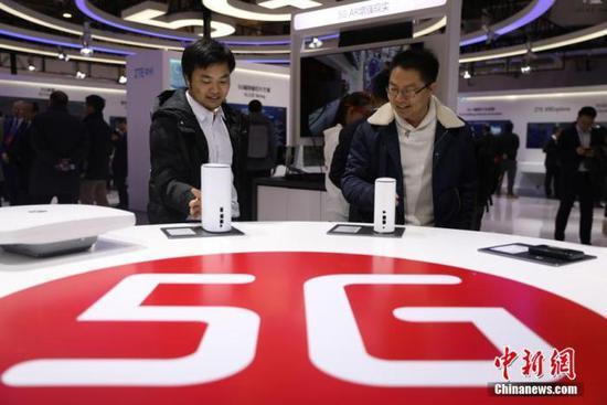 中国发布首批14项5G标准 涵盖核心网、无线接入网、承载网等