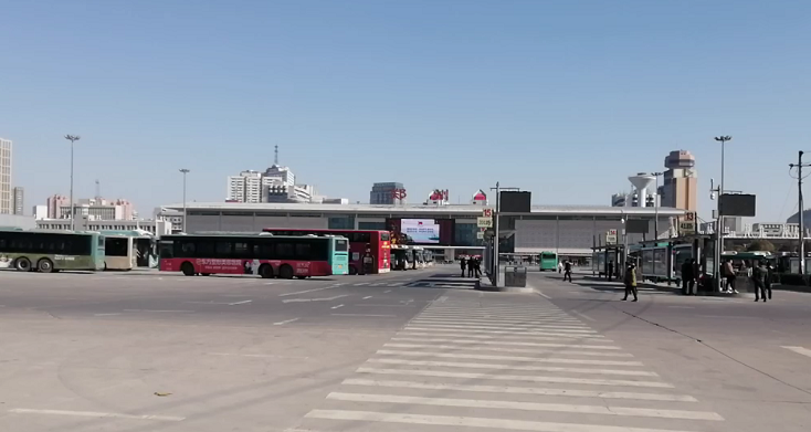 好消息!鄭州火車站東、西廣場聯絡通道將于今年開建