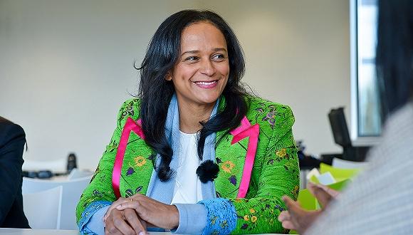 非洲女首富被揭发家