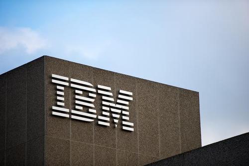 IBM四季度营收218亿美元 增长近0.1% 净利36.7亿