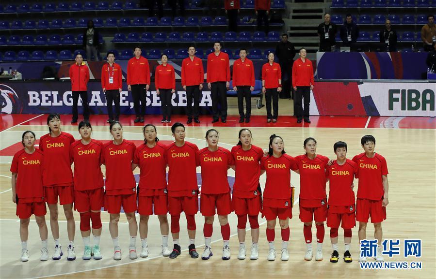 祝贺!东京奥运会女篮资格赛:中国队胜韩国队取得三连胜