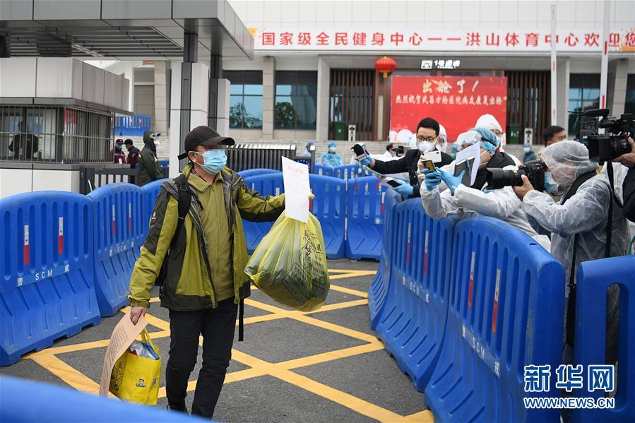武汉疫情防控:英雄的城市,英雄的人民