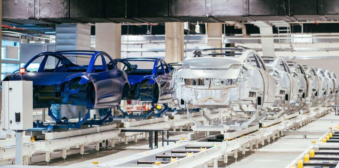 特斯拉上海成中国第五大纯电动造车厂