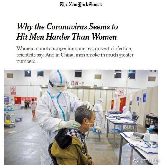 为何男性比女性更易感新冠病毒?生理原因?