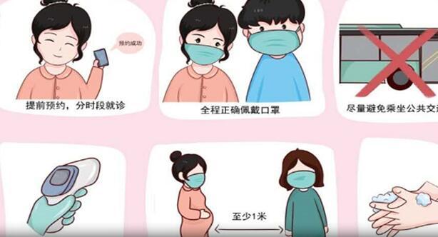 疫情期间,孕妈妈出现哪些情况需尽快就医?