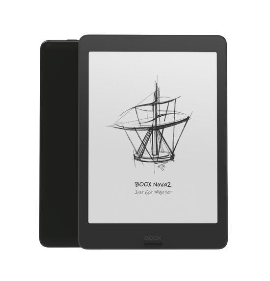 文石BOOX发布7.8英寸手写电纸书Nova2 系统升级 售价2280元