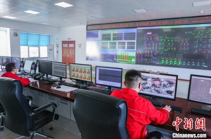 烟淄原油管道线路长度约560公里,设计年输送2000万吨原油。山东港口烟台港供图