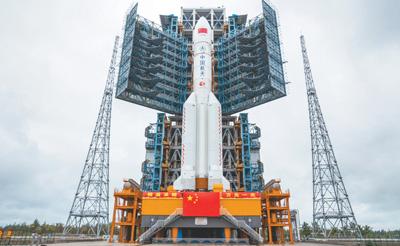 中国航天重大计划稳步推进 在探索未知中展现中国智慧