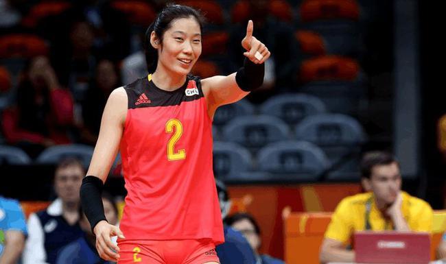 朱婷获中国青年五四奖 评语:中国女排定海神针