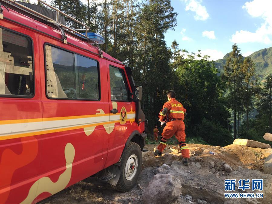 云南巧家5.0級地震已致4死24傷 公安、消防、應急等緊急展開救援