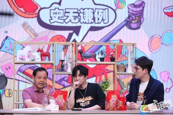 薛之谦直播带货 乌江涪陵榨菜线上销售额为318万元