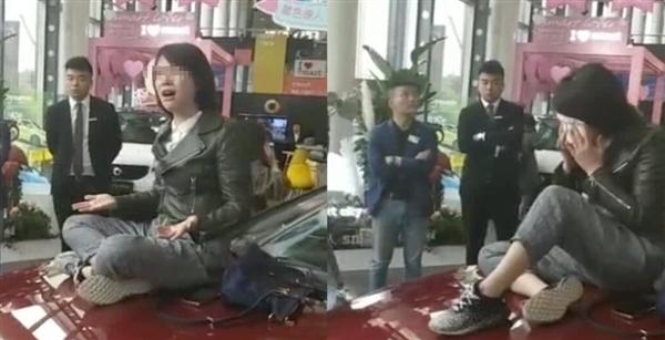 奔驰维权女车主关联公司上海竞集宣告破产 企业负债近600万