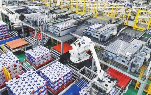 米面油等北大荒领跑中国现代农业 品牌价值超千亿元