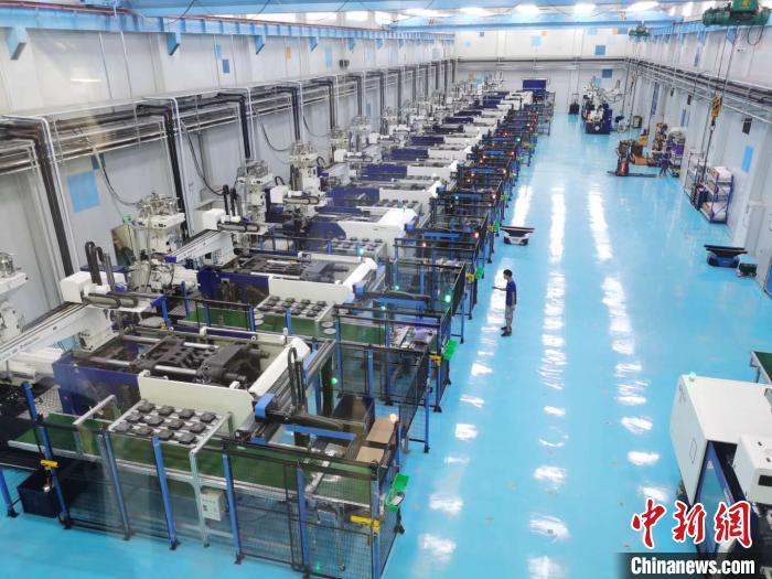 广东援企稳岗出真招 高科技企业瞄准未来坐标