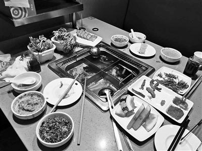 """暗访京城餐厅光盘情况:仍有个别人""""缺乏自律""""不打包"""